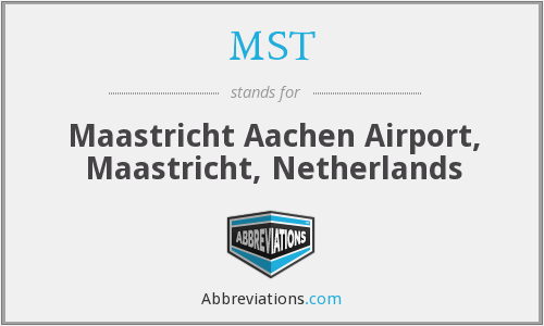 What does maastricht stand for?