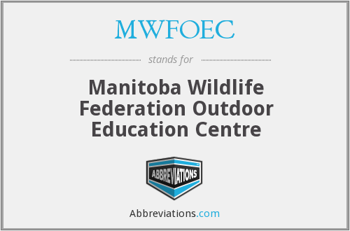 What does MWFOEC stand for?