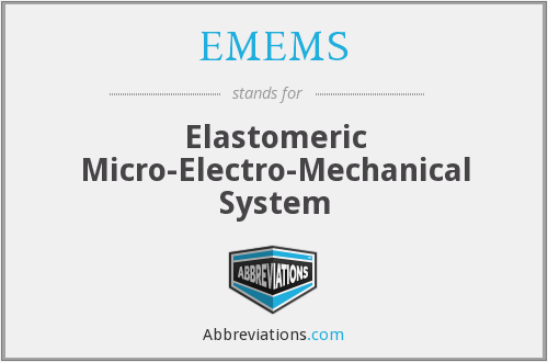 What does EMEMS stand for?