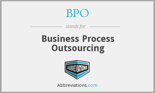 What does BPO stand for?