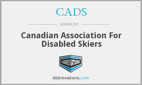 What does CADS stand for?