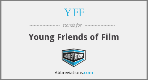 What does YFF stand for?