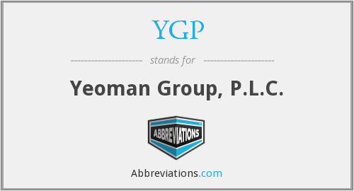 What does YGP stand for?