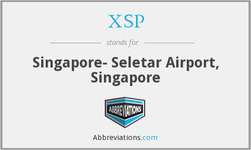 What does XSP stand for?