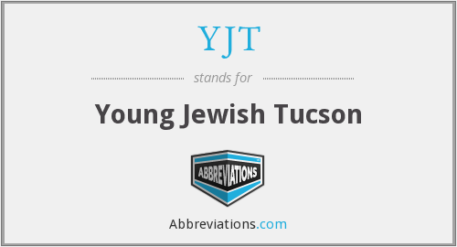 What does YJT stand for?