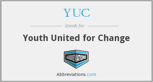 What does YUC stand for?