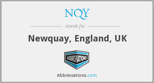 What does NQY stand for?