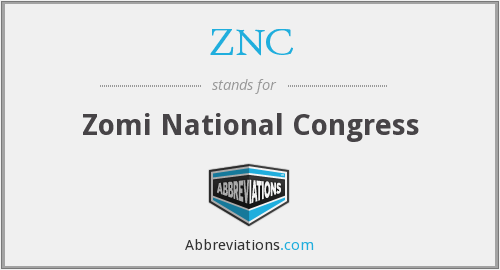 What does ZNC stand for?