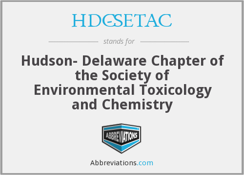 What does HDC-SETAC stand for?