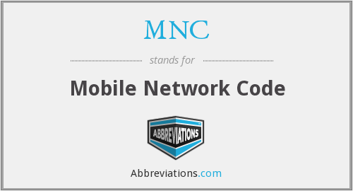 What does MNC stand for?