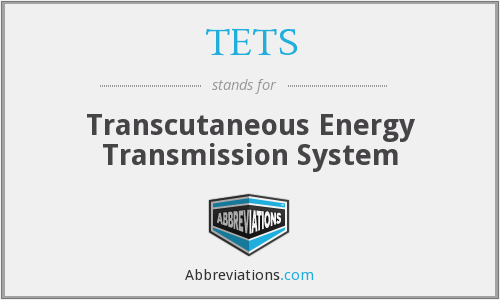 What does TETS stand for?