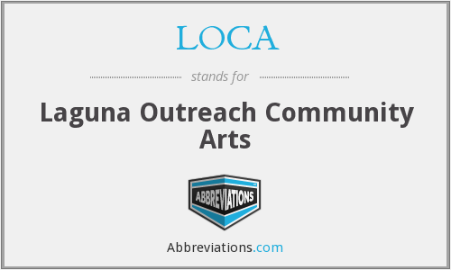 What does LOCA stand for?