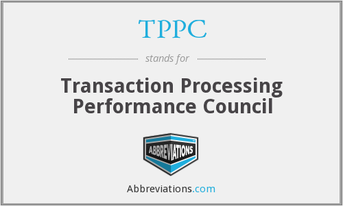 What does TPPC stand for?
