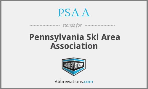 What does PSAA stand for?