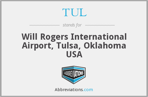What does TUL stand for?