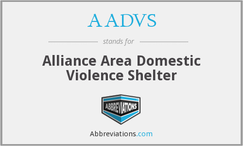 What does AADVS stand for?