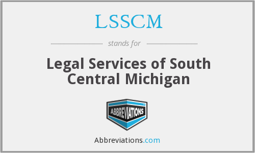 What does LSSCM stand for?