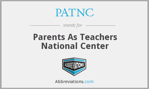 What does PATNC stand for?