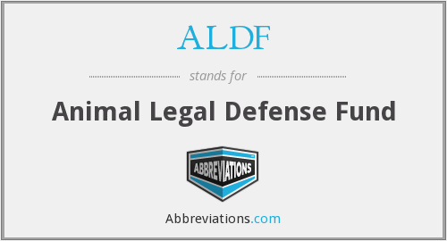 What does ALDF stand for?