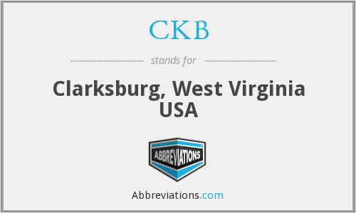 What does CKB stand for?