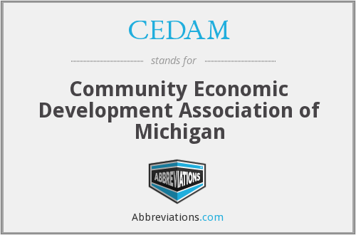 What does CEDAM stand for?