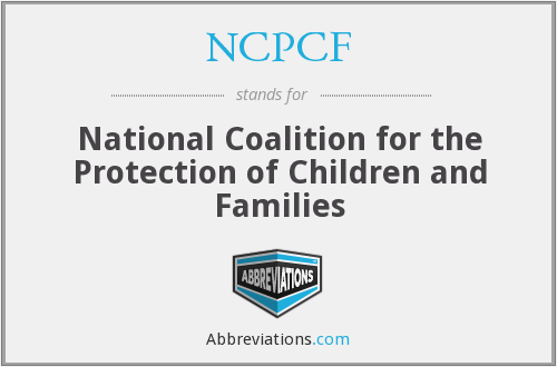 What does NCPCF stand for?