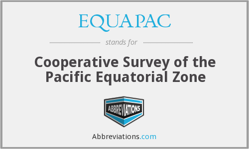 What does EQUAPAC stand for?