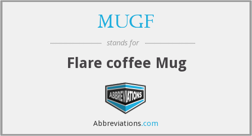 What does mug%20up stand for?