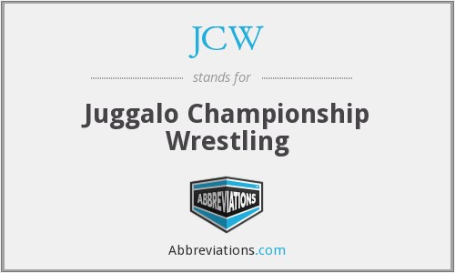 What does JCW stand for?