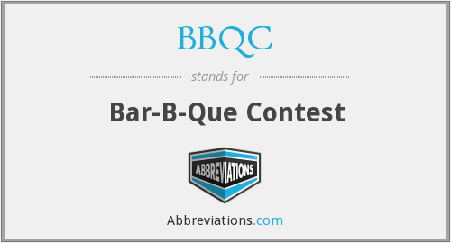 What does BBQC stand for?