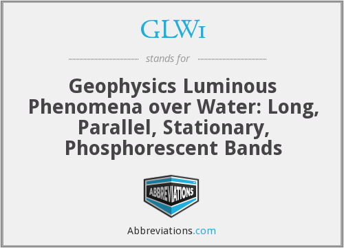 What does GLW1 stand for?