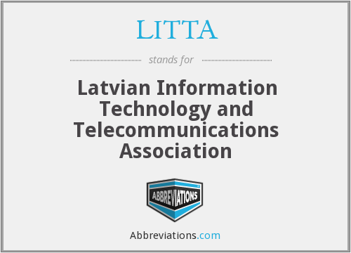 What does LITTA stand for?