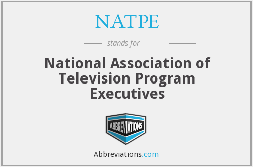 What does NATPE stand for?
