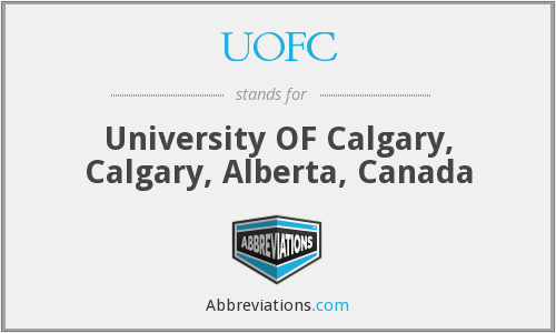 What does UOFC stand for?