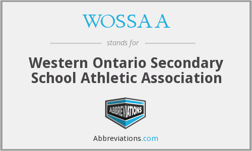 What does WOSSAA stand for?