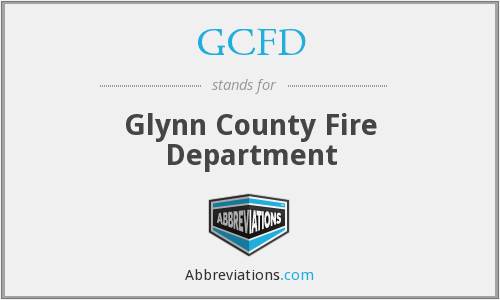 What does GCFD stand for?