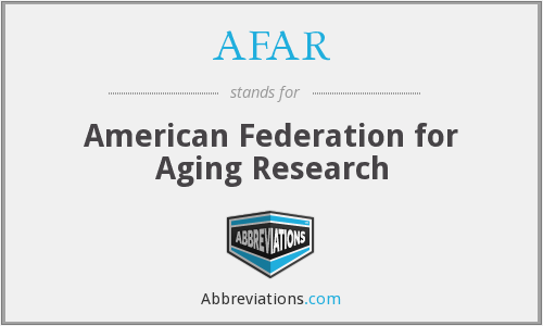 What does AFAR stand for?