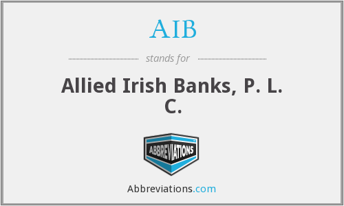 What does AIB stand for?