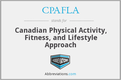 What does CPAFLA stand for?