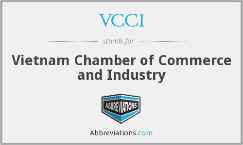What does VCCI stand for?