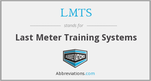 What does LMTS stand for?