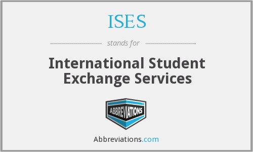 What does ISES stand for?