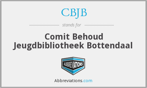 What does CBJB stand for?