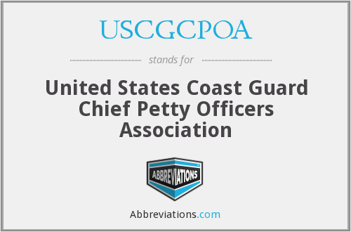 What does USCGCPOA stand for?