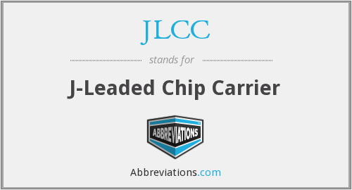 What does JLCC stand for?