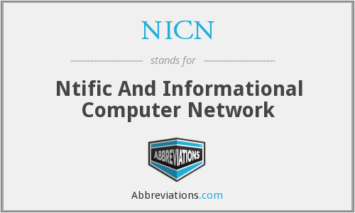 What does NICN stand for?