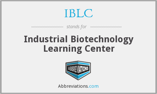 What does IBLC stand for?