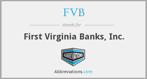 What does FVB stand for?