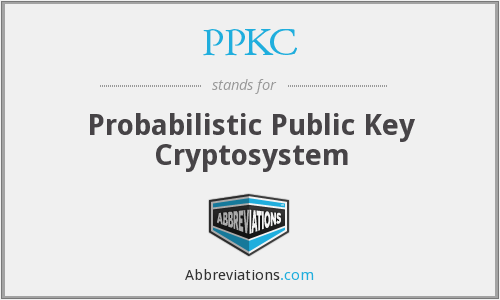 What does PPKC stand for?