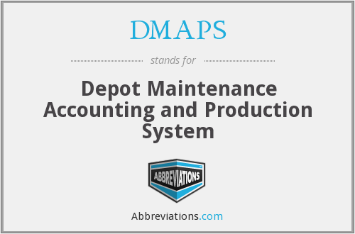What does DMAPS stand for?